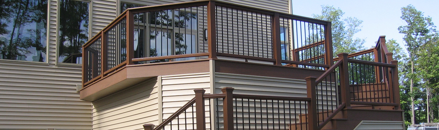 Wood Deck Builder Rochester